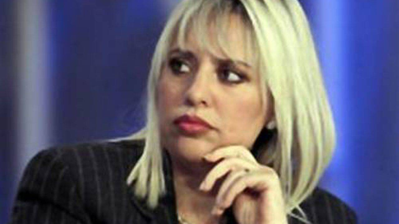 Alessandra Mussolini vita privata