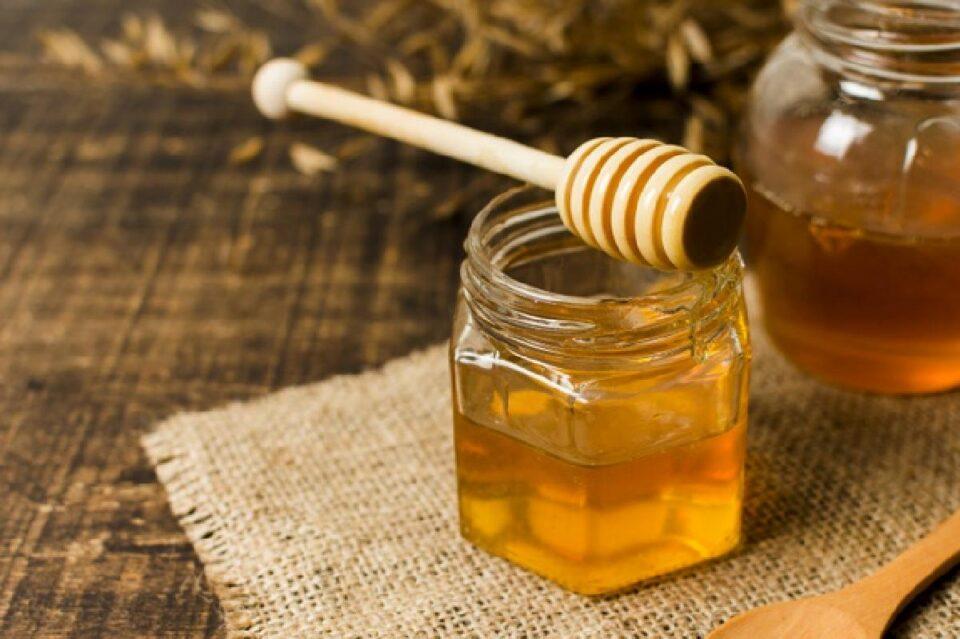 timo e miele per i polmoni