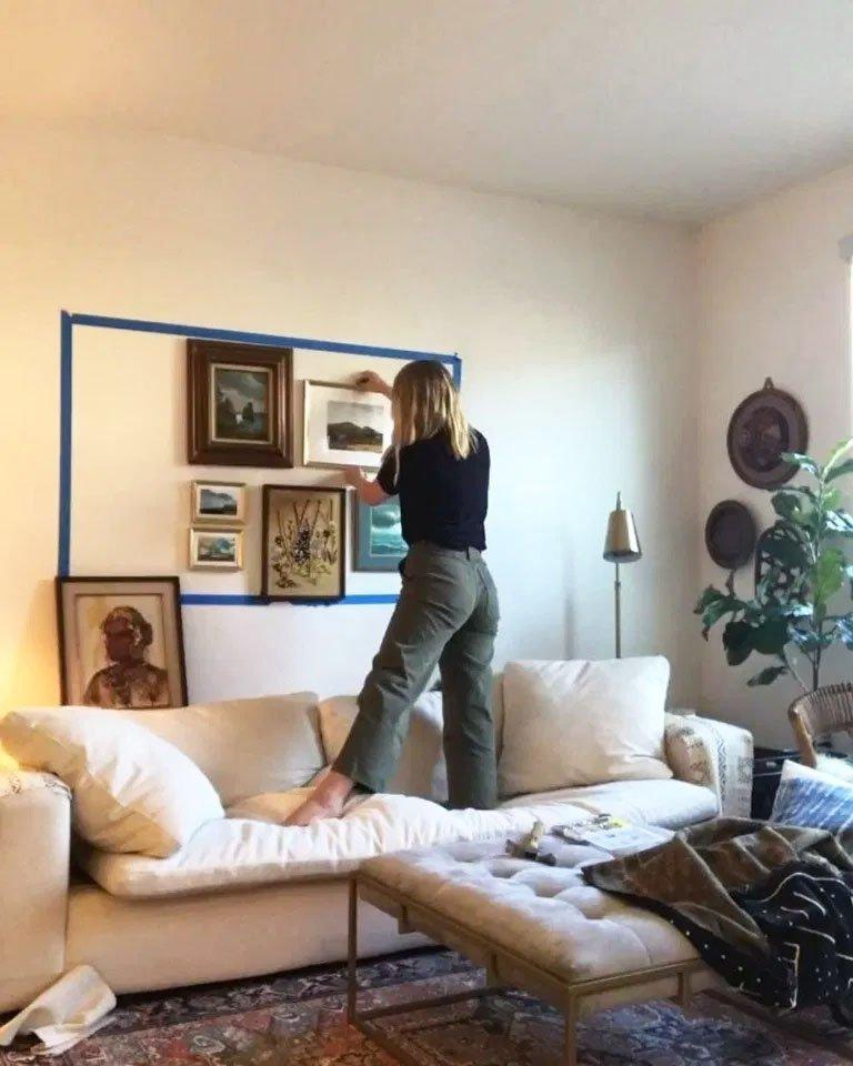 quadri e stampe in casa