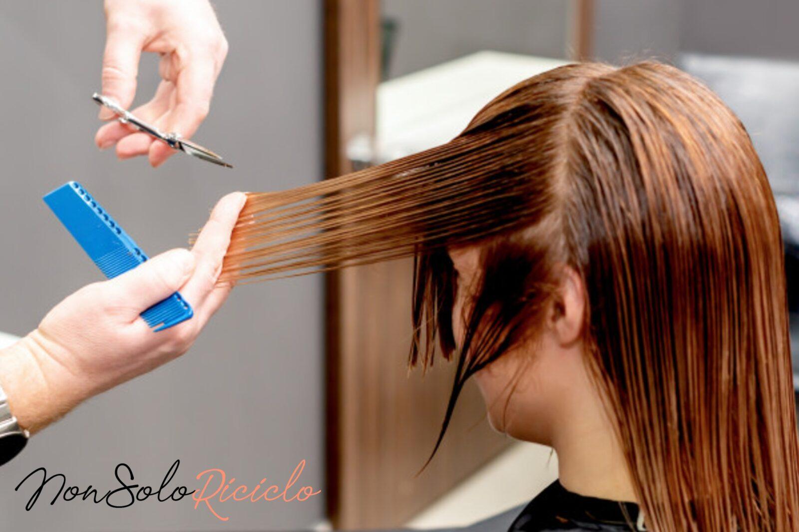 i tagli di capelli