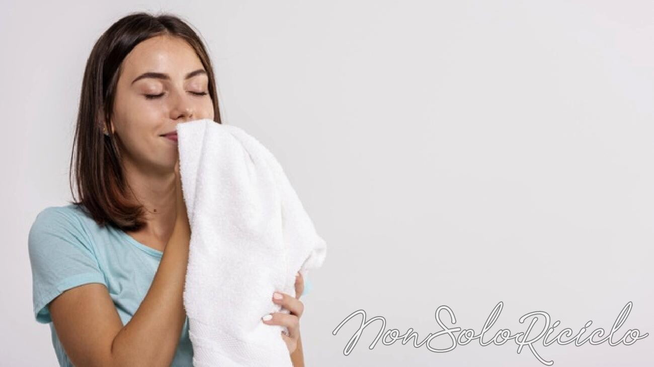 asciugamani morbidi senza ammorbidente