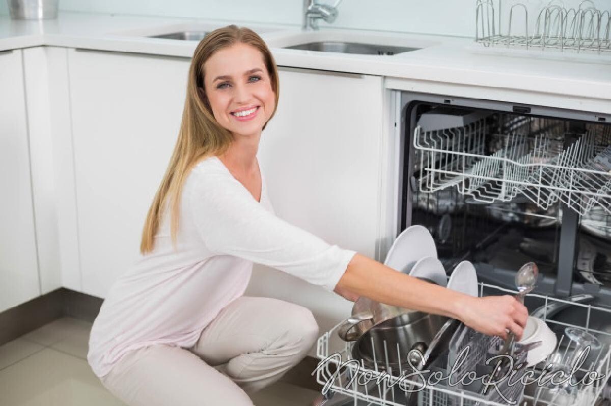 usare la lavastoviglie in maniera sostenibile