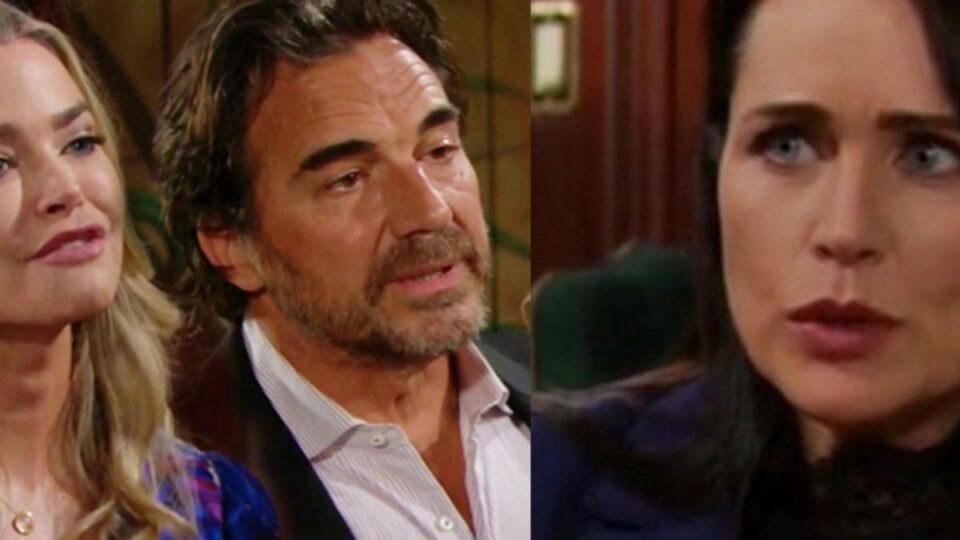 Beautiful, anticipazioni 17 ottobre: Quinn esorta Shauna a sposare subito Ridge. Lui annuncia a Brooke che lo farà