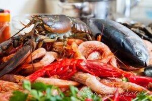 frutti di mare e colesterolo