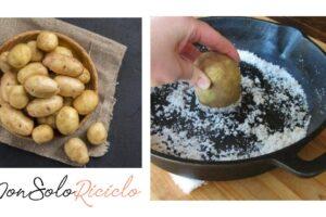 patate per pulire