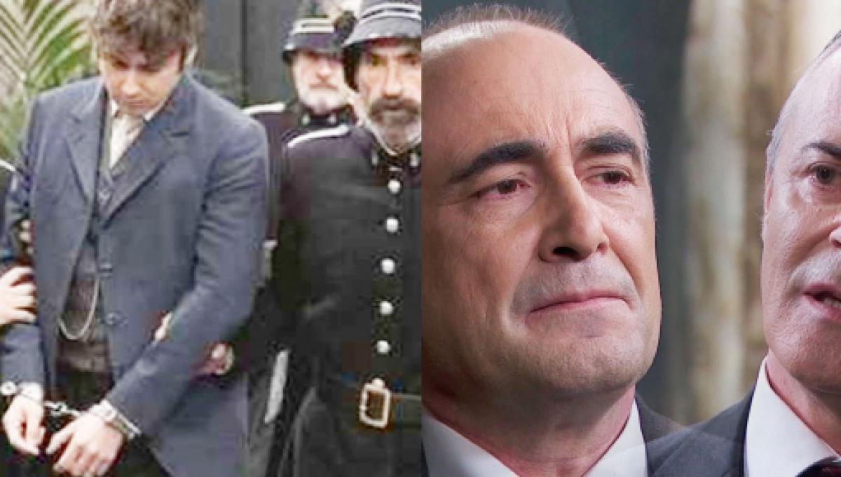 Anticipazioni Una Vita 30 agosto - 5 settembre, repliche il 30 - 31: Liberto arrestato, Alfredo minaccia Ramòn