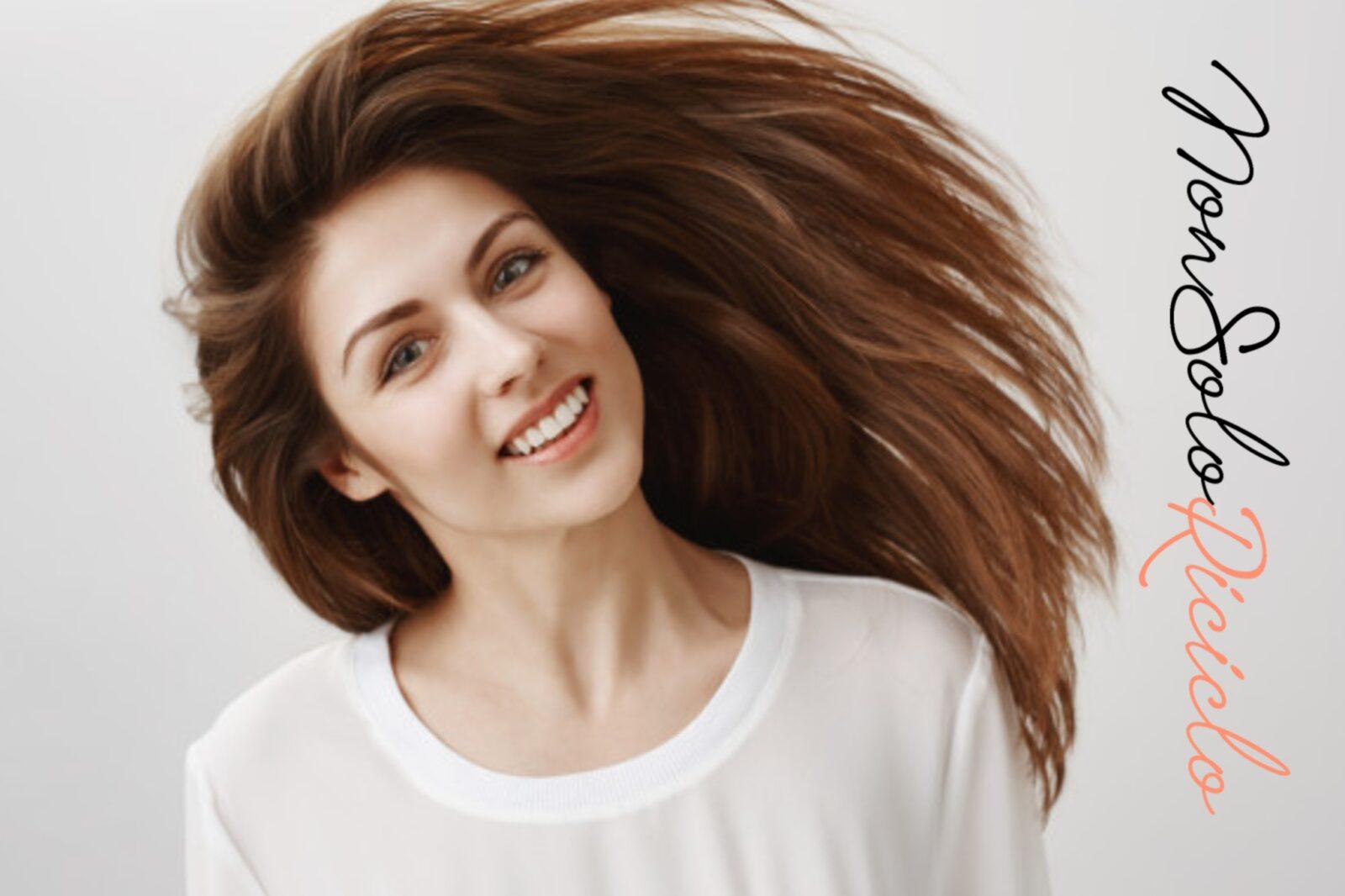 applicate sui capelli