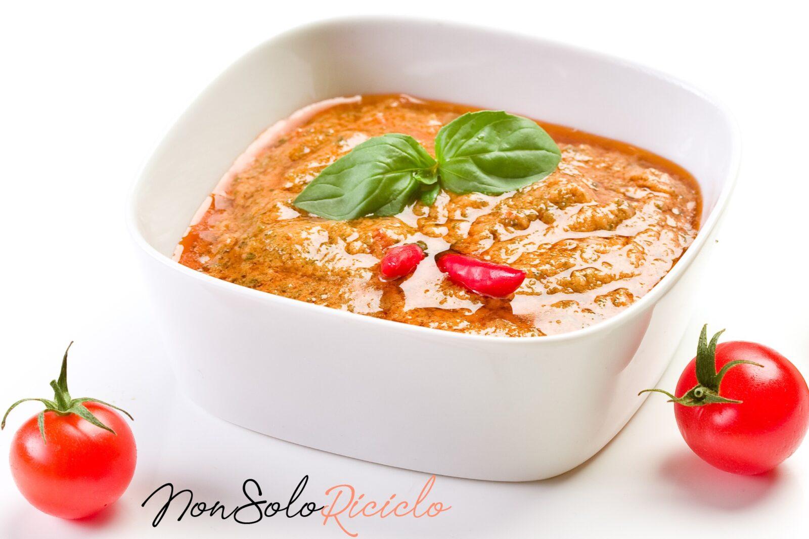 Pesto alla siciliano