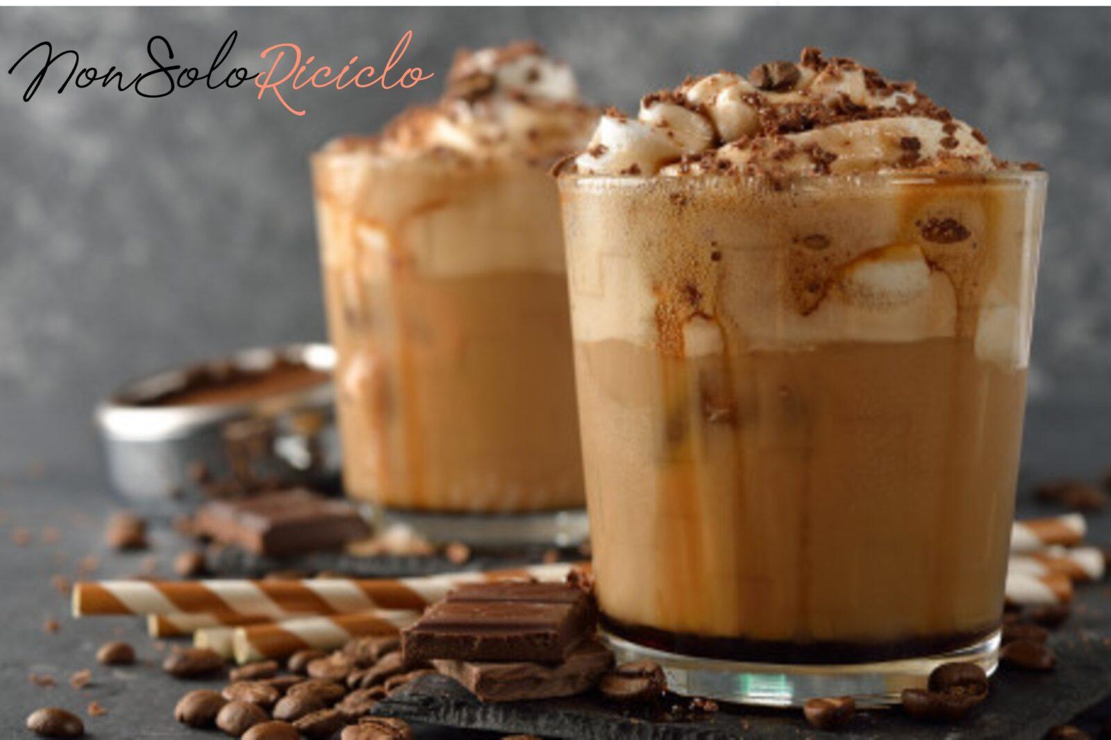 Crema di caffè calda