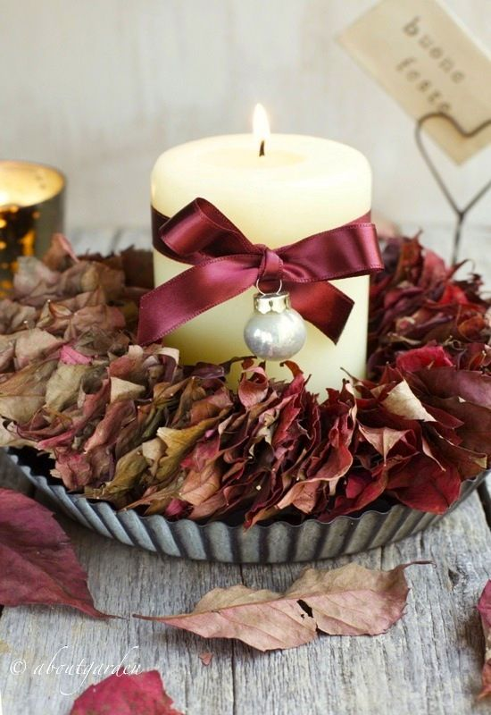 decorare autunno