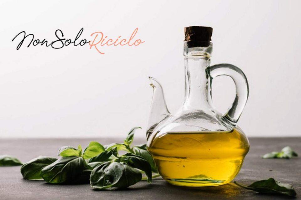 modi insoliti di usare l'olio d'oliva