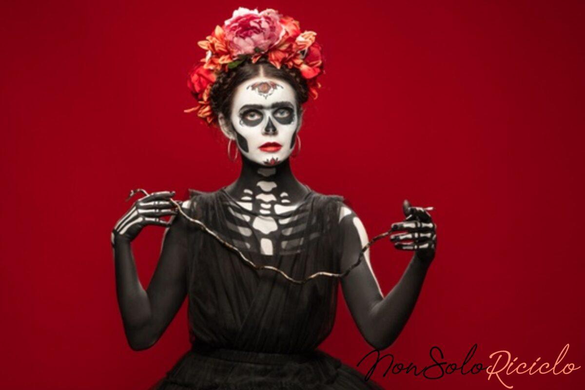 make up halloween