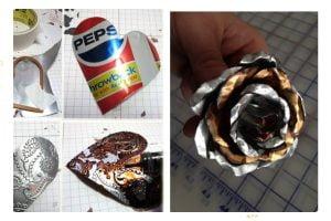 23 idee insolite per riciclare riciclo lattine 1
