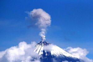 vulcano Sangay