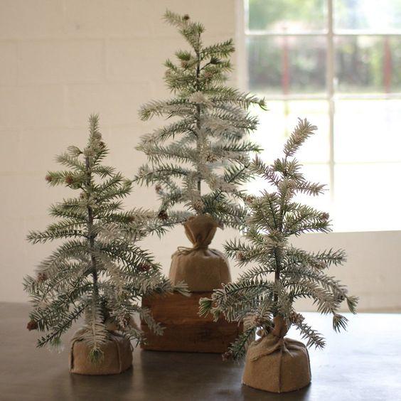 Decorazioni fai da te con il pino: per un Natale in stile minimal!