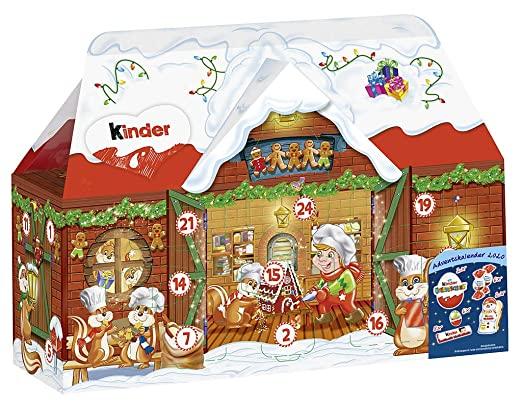 Calendario dell'Avvento Kinder 2020: la gioia per i più ...