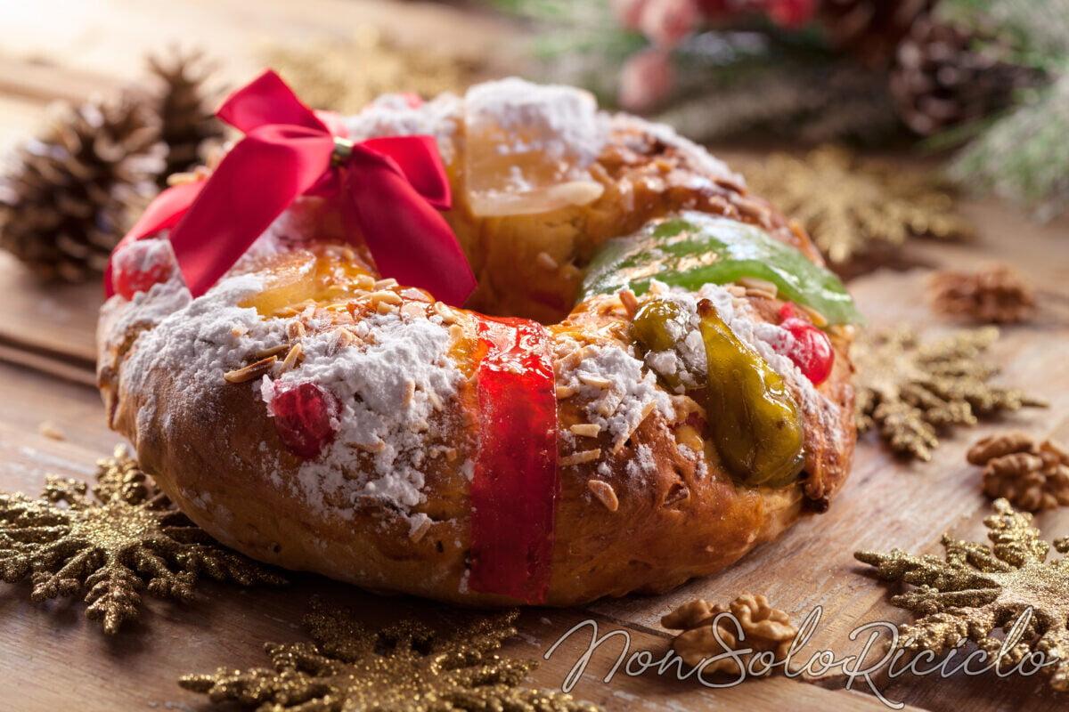 Ciambella dei Re Magi o Roscon de Reyes