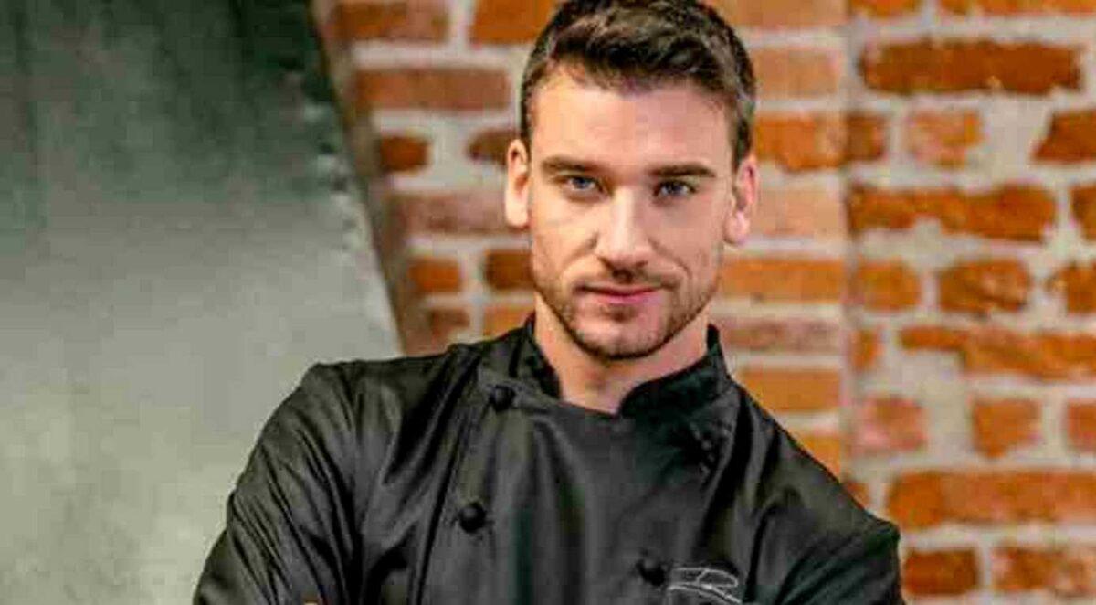 Damiano Carrara    moglie    figli    età    vita privata e Instagram del pasticcere di Bake Off e Cake Star