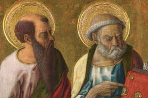 dedicazione basiliche SS.Pietro e Paolo