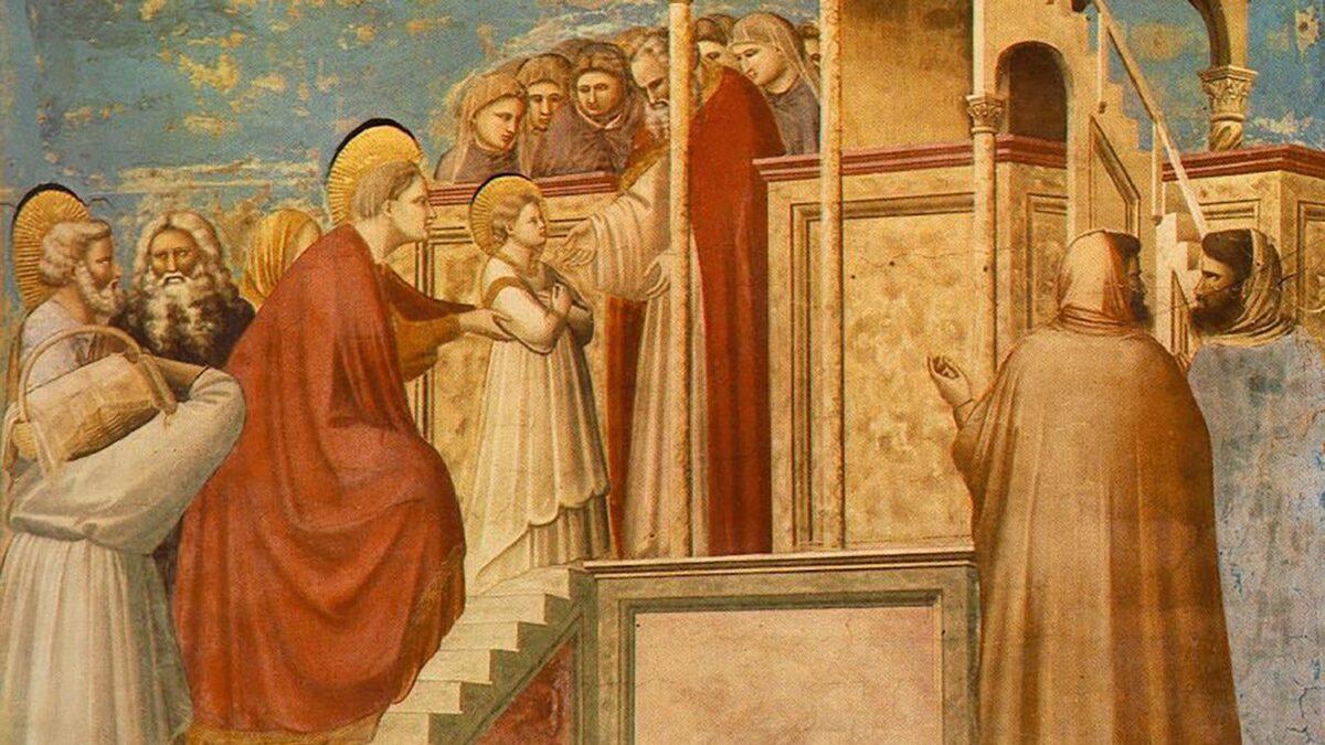 presentazione della Beata Vergine Maria al Tempio