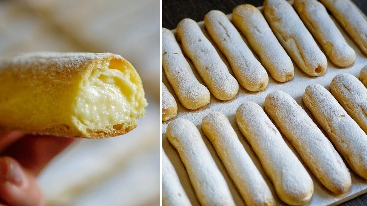 Biscotti cuor di crema