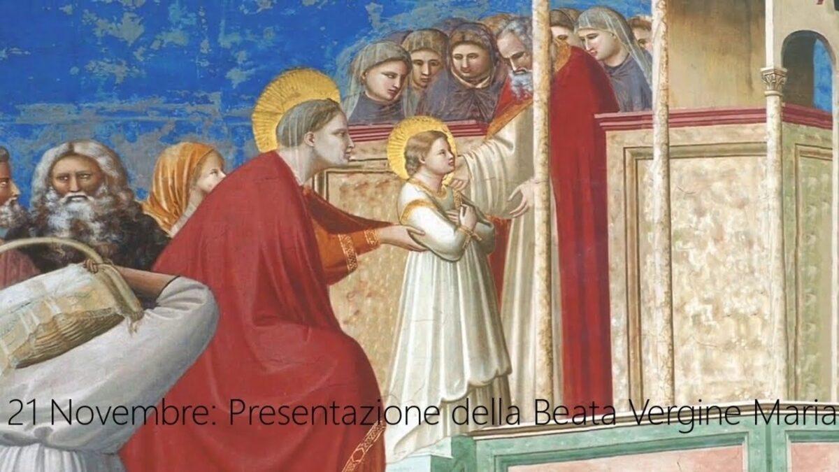 santo del giorno 21 novembre