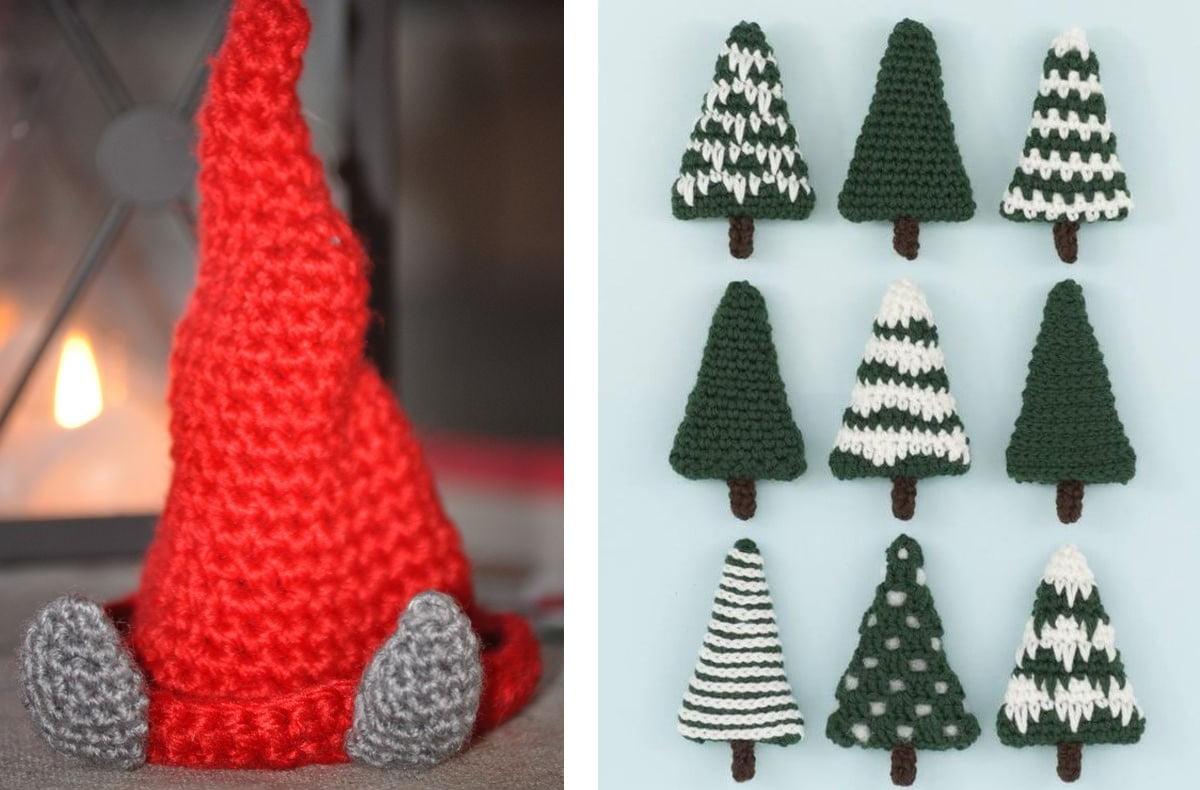 Lavoretti Di Natale Con Uncinetto.Uncinetto Natalizio 28 Idee Per Chi Ama Il Fai Da Te Ed Il Natale
