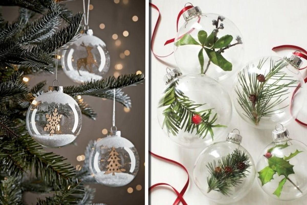 Come realizzare palline di Natale: 40 idee sorprendenti ed originali!