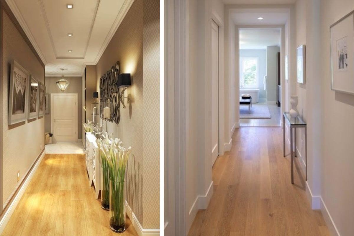 come arredare un corridoio stretto e lungo recuperare spazio e renderlo piu grande corridoio stretto e lungo