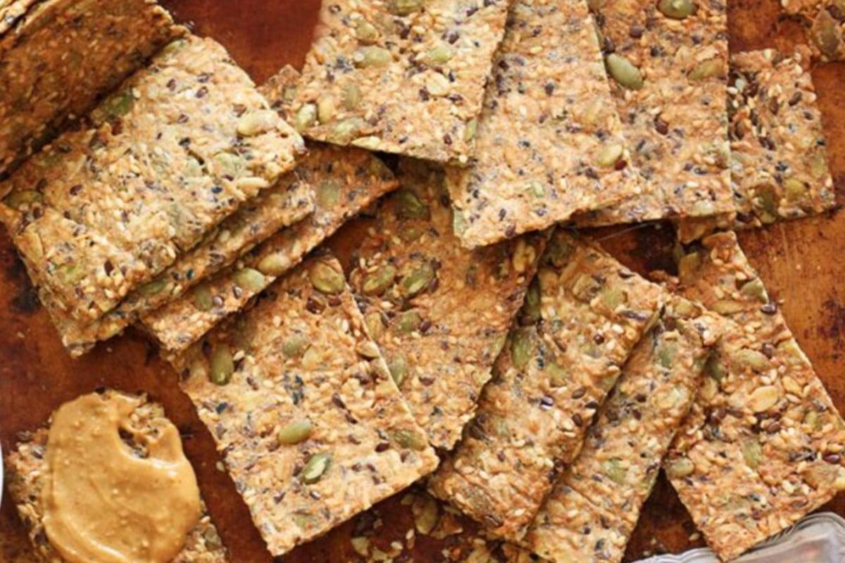 crackers istantanei senza glutine e senza lievito Crackers dietetici