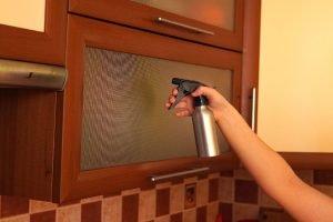pensili e ante della cucina mobili in legno cucina