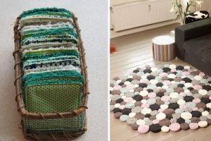 riciclo vecchi asciugamani tanti idee per creare nuovi oggetti riciclo vecchi asciugamani 1