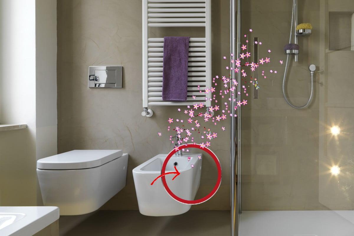 6 piccoli trucchi per profumare le ceramiche del tuo bagno!