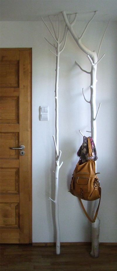 arredare casa con i rami 8