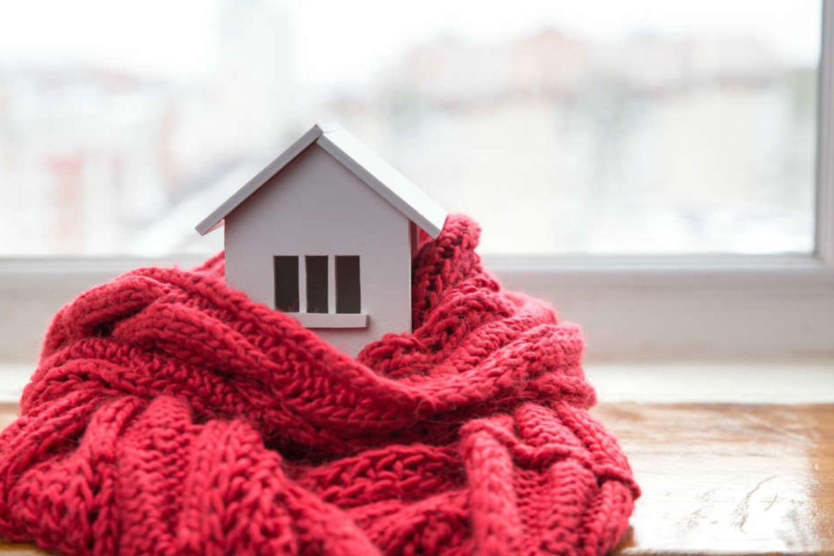 Casa calda a gennaio: 7 trucchi casalinghi che ti aiuteranno a risparmiare!