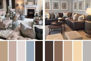 combinazioni di colori per il ispirazioni soggiorno