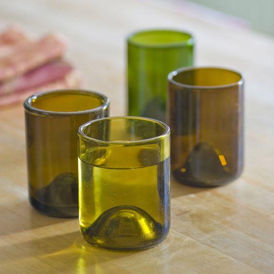 Come tagliare una bottiglia di vetro con lo spago step by step!