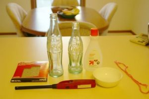 come tagliare una bottiglia di tegliare una bottiglia