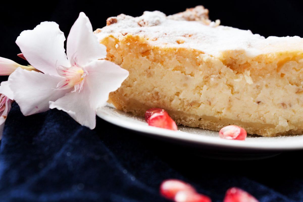Crema pasticcera e ricotta per una crostata fantastica!