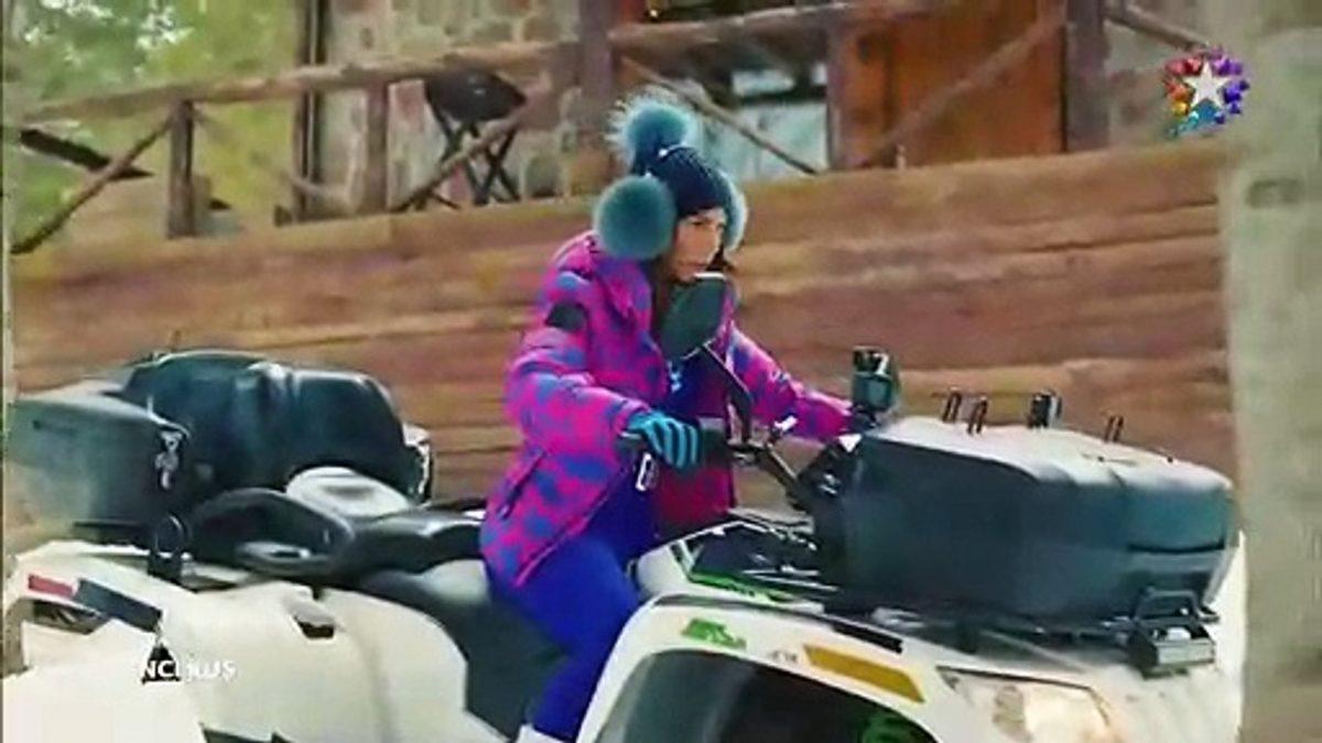 Daydreamer, anticipazioni: Sanem scappa su una motoslitta e si perde, Can va a cercarla