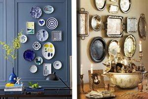 decorare la parete del soggiorno pareti soggiorno