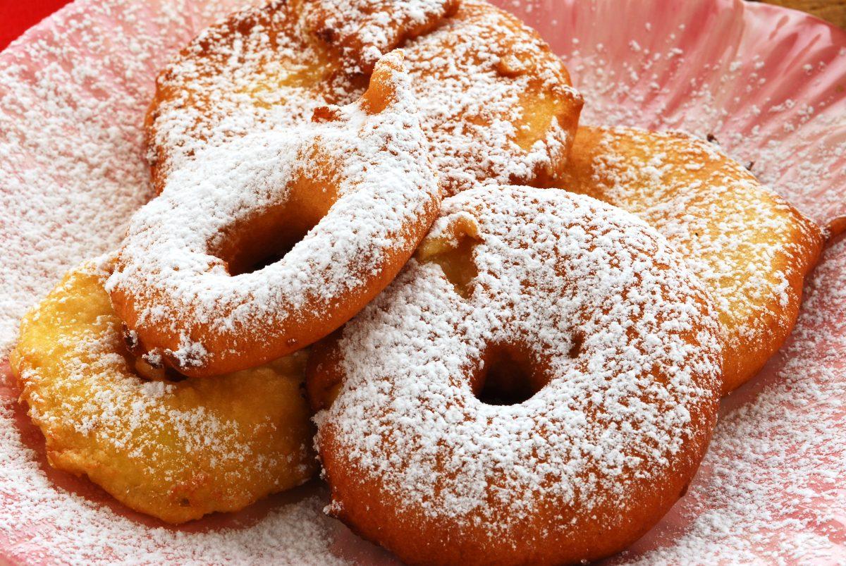 Frittelle di mele: la merenda sana per grandi e piccini!
