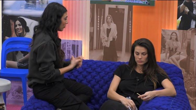 gf vip adua del vesco Gf Vip 5 Giulia Salemi e Dayane Mello