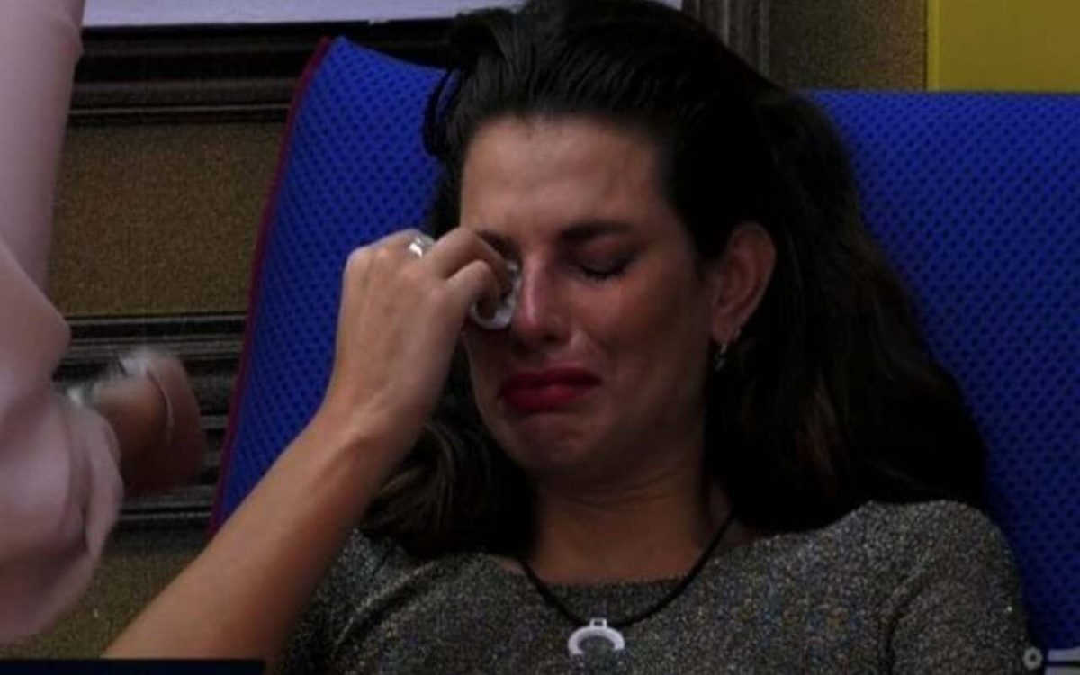 gf vip dayane mello si Dayane Mello piange al GF Vip 1