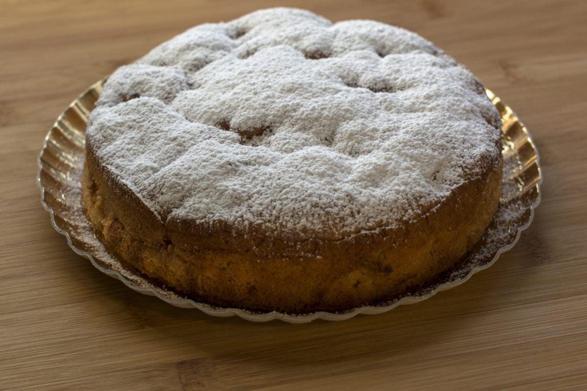 La torta di mele ultracremosa ma senza crema: provala!