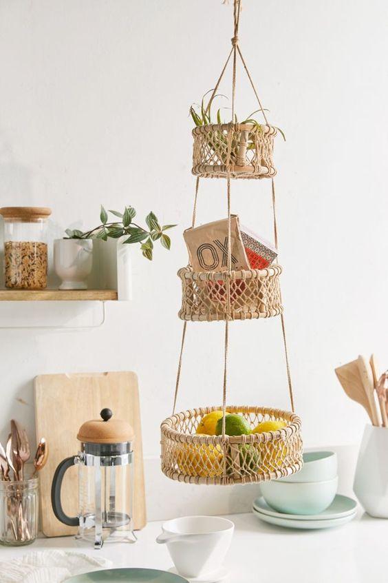 organizzare la cucina con mobili 1