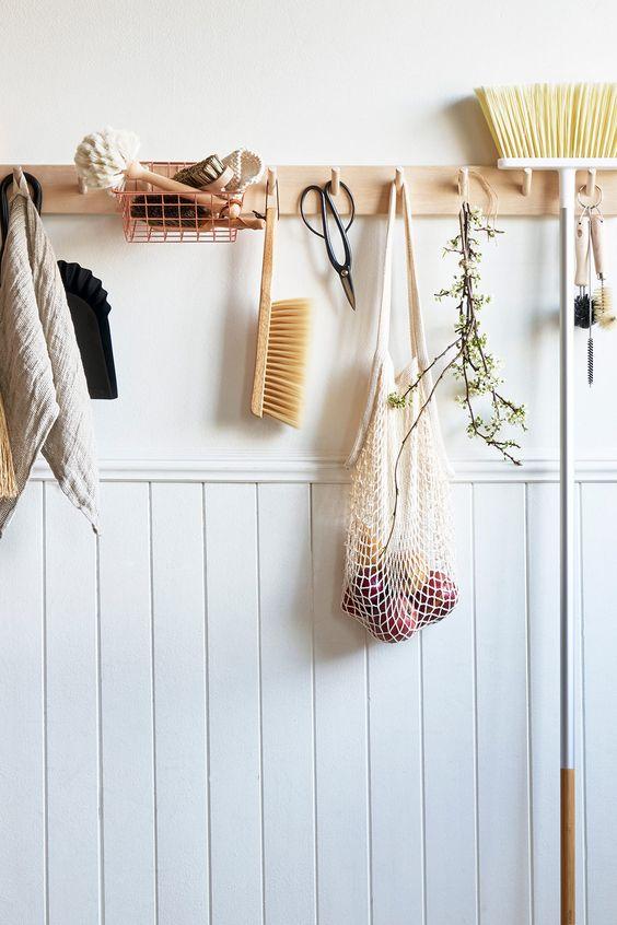 organizzare la cucina con mobili 2