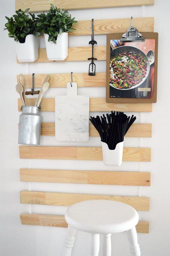 organizzare la cucina con mobili 5