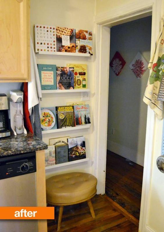 organizzare la cucina con mobili 6