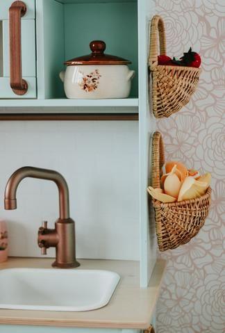 organizzare la cucina con mobili 7